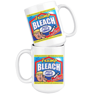 Trump Bleach 15oz. Mug