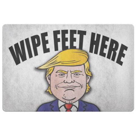 Image of Trump Doormat