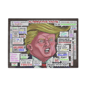 Trump Tempered Glass Cutting Board