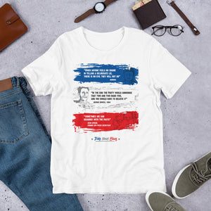 Disagree with the Facts Short-Sleeve Unisex T-Shirt