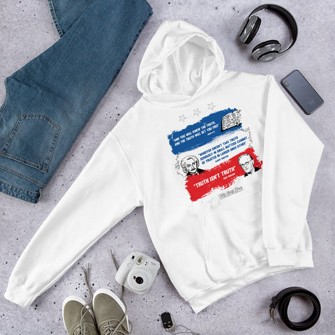 Image of Truth isn't Truth Unisex Hoodie