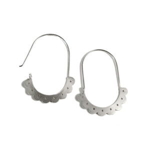 Cinta Hoop Earrings