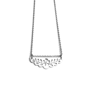 Flower Lace Pendant