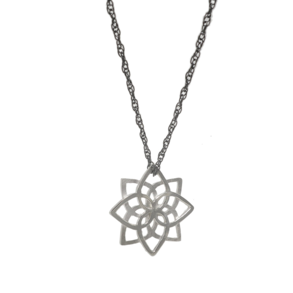 Granada Flower Garden Necklace