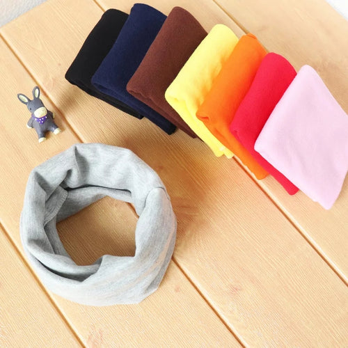 Plain Cotton Snoods (8 Colours)