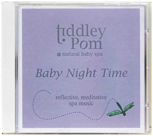 Baby Night Time CD - The Monkey Box