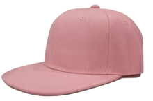 Load image into Gallery viewer, Baby Pink Junior Snapback - Plain and Personalised