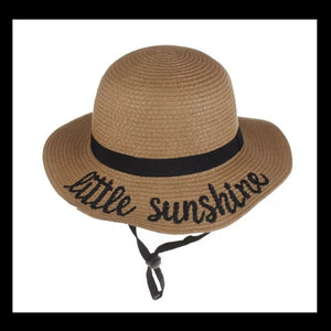 Little Sunshine Straw Hat