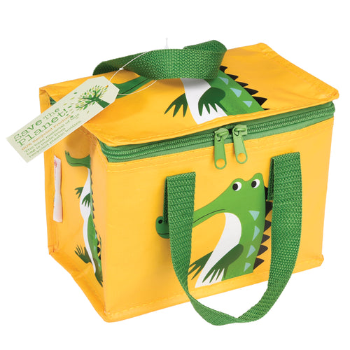 Rex London Crocodile Lunch Bag - The Monkey Box
