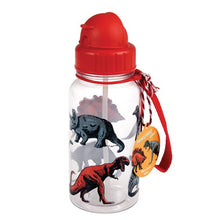 Load image into Gallery viewer, Dinosaur Water Bottle, BPA free - The Monkey Box