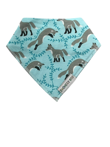 Fox Sox Dribble Bib