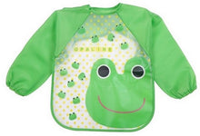 Load image into Gallery viewer, Long Sleeve Messy Bibs (7 designs) - The Monkey Box