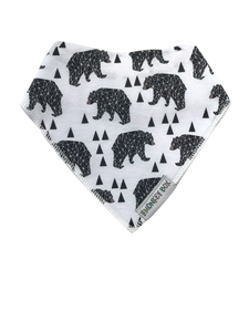 Grizzly Dribble Bib