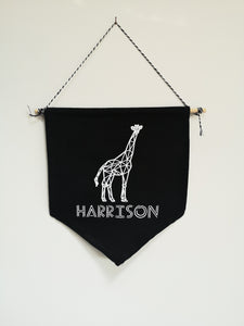 Personalised Pennant (2 Sizes)