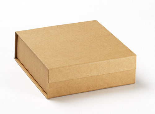 Large Luxury Natural Kraft Gift box