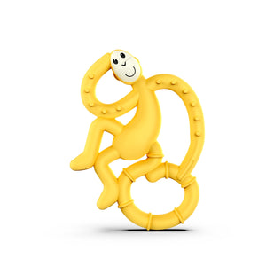 Matchstick Mini Monkey - Yellow