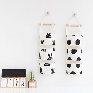 Childrens Bedroom storage hangers - The Monkey Box