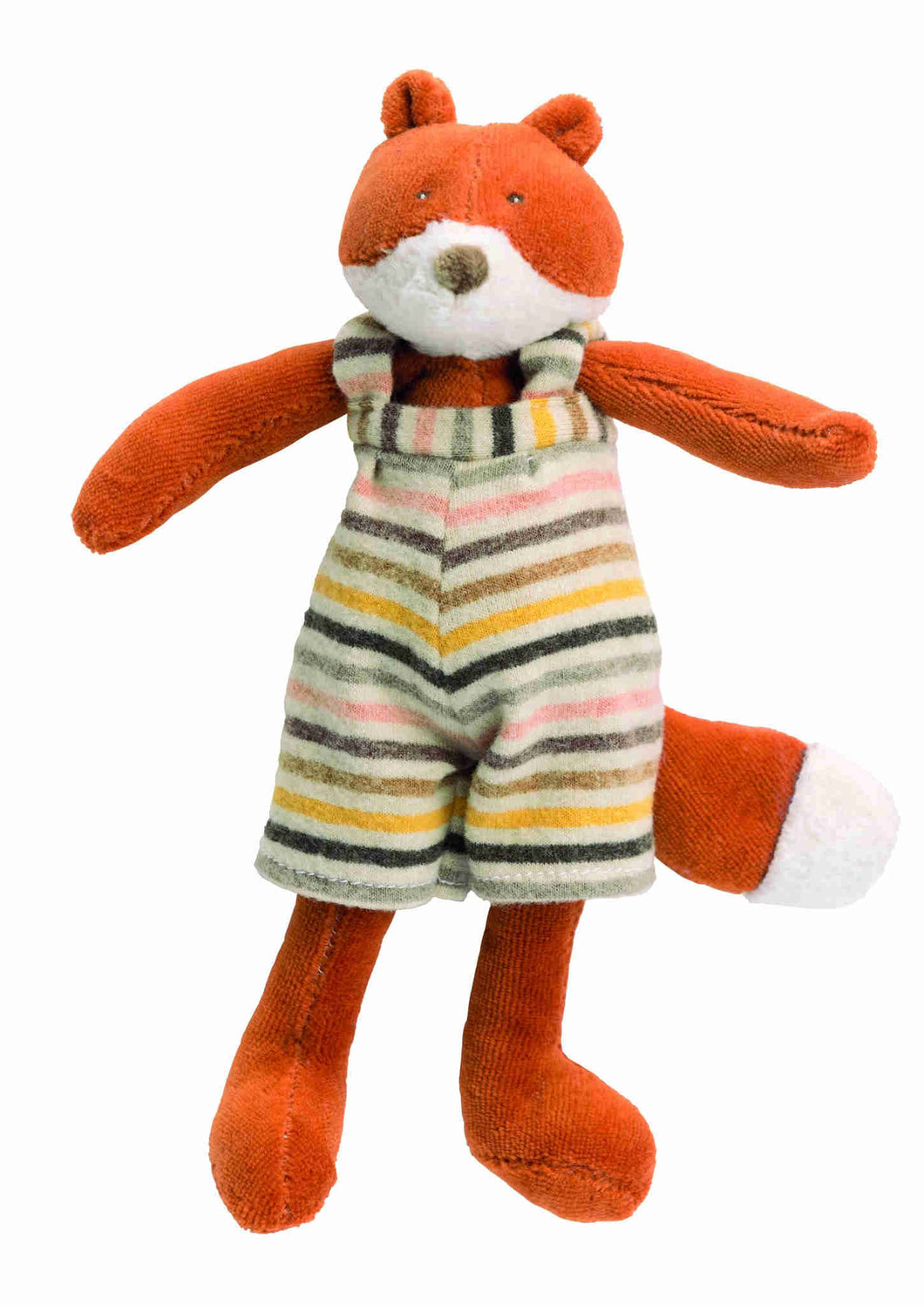 Moulin Roty Gaspard Fox Soft toy, les Tout-Petits - The Monkey Box