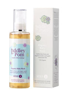 Tiddley Pom Organic Baby Wash - The Monkey Box