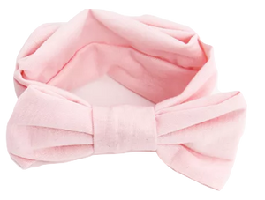 Large Bow Headbands (3 Colours) - The Monkey Box