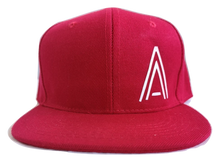 Load image into Gallery viewer, Red Infant Snapback - Plain and Personalised