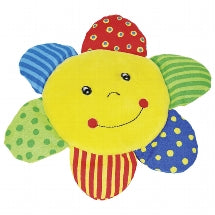 Sun Flower Soft and Squeaky Rattle