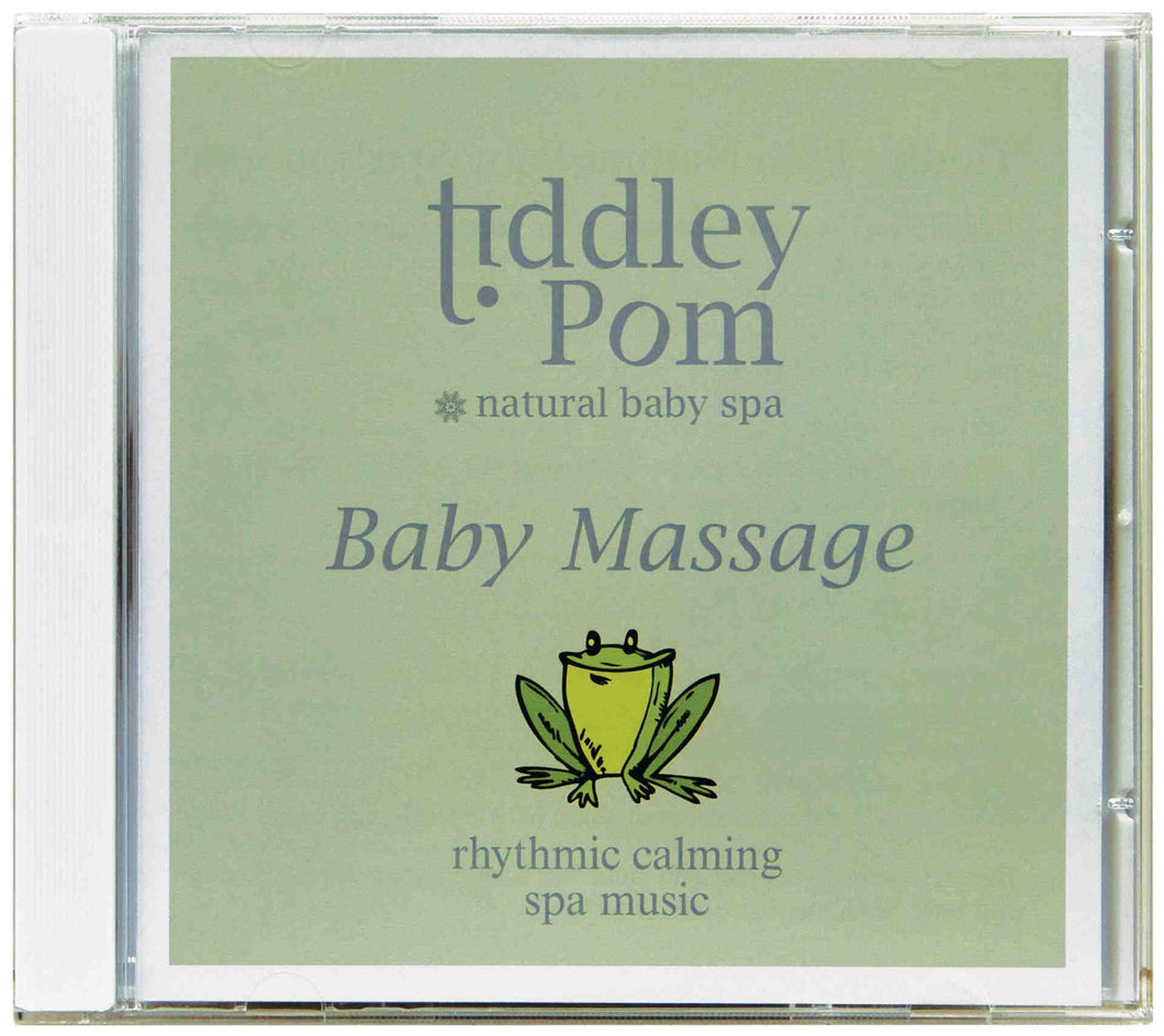 Baby Massage CD - The Monkey Box