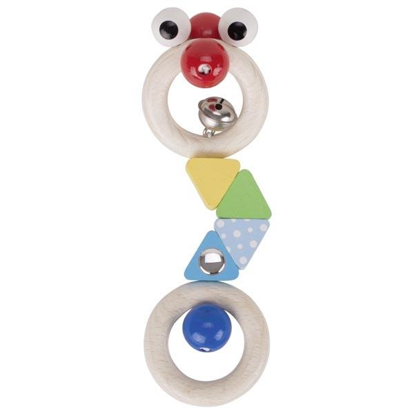 Heimess Touch Ring - Confetti Worm - The Monkey Box