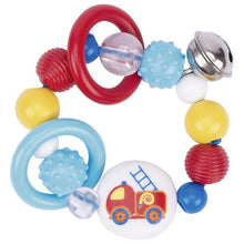 Load image into Gallery viewer, Heimess Touch Ring - Fire Engine Beads - The Monkey Box