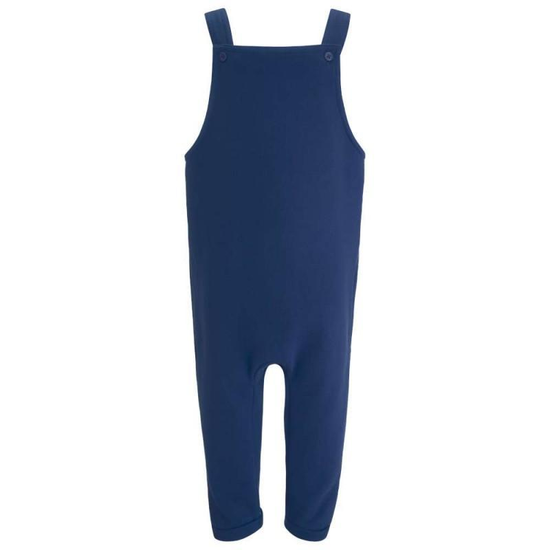 Navy Childrens Dungarees - The Monkey Box