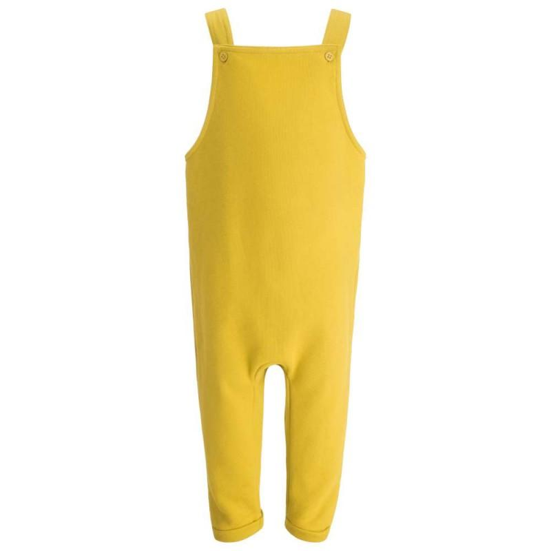 Childrens Yellow Dungarees - The Monkey Box Dungerees