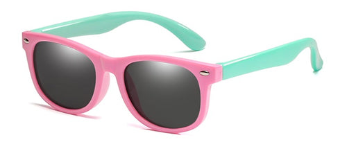 Kids Classic Sunglasses - Pink/Mint