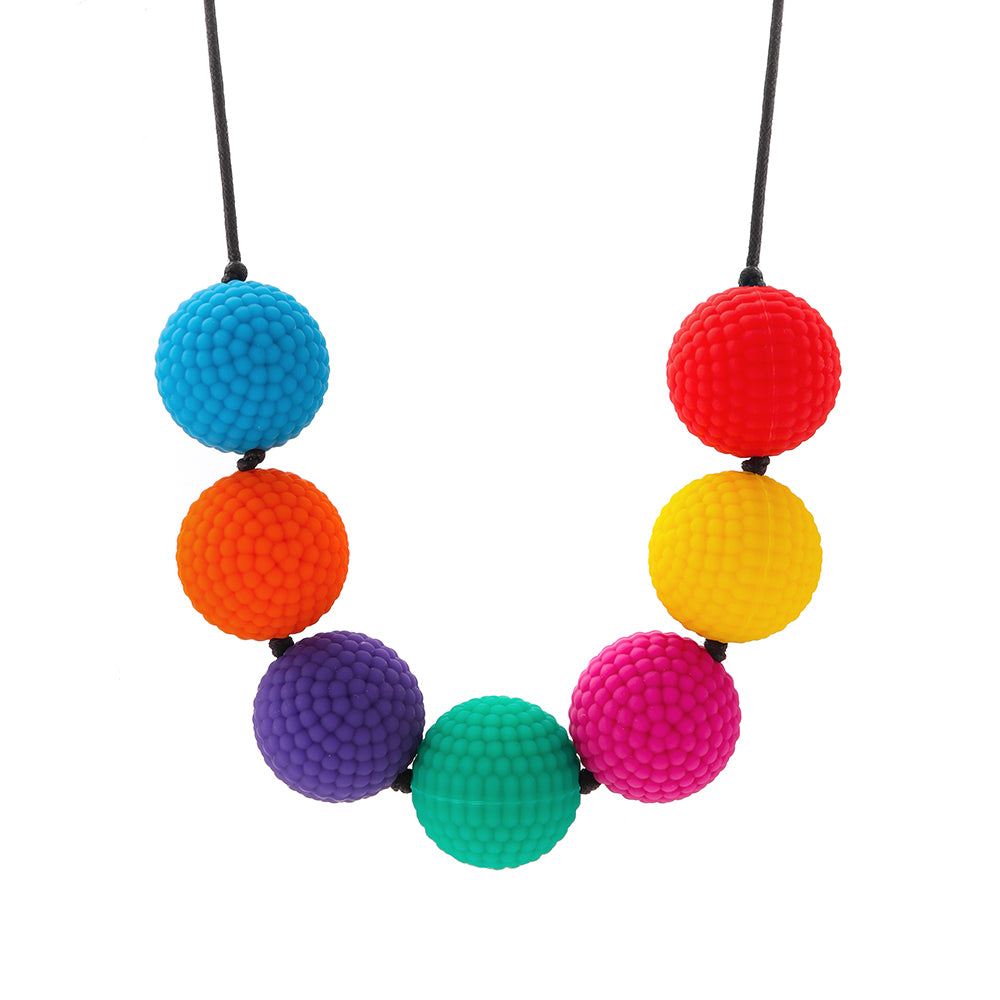 Chewigem Rainbow Berries Necklace