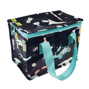 Space Man Lunch Bag
