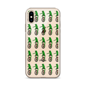 Dat Boi All Over iPhone Case
