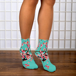 Bloom Ankle Socks