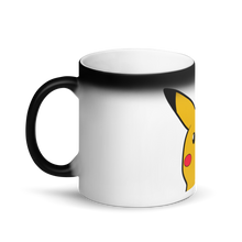 Load image into Gallery viewer, Surprise Pika Black Magic Mug