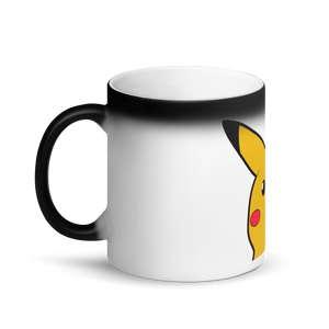 Surprise Pika Black Magic Mug