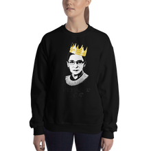 Load image into Gallery viewer, Notorious RBG Sweatshirt