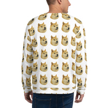 Load image into Gallery viewer, Doge All Over Men's Sweater