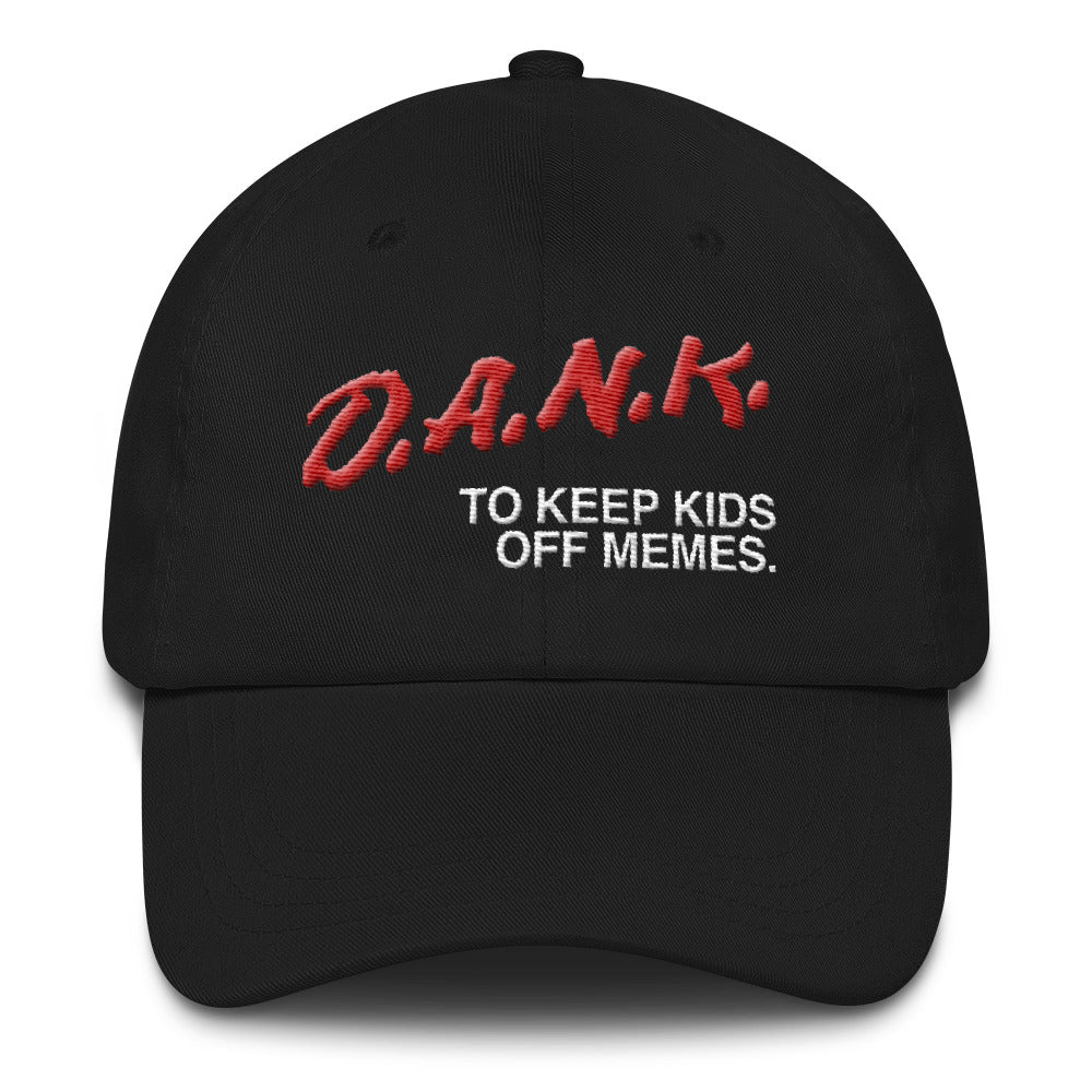 Keep Kids Off Memes Dad Hat