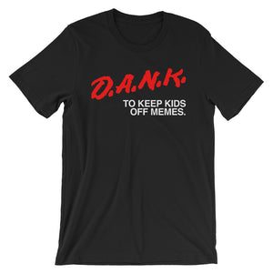 Keep Kids Off Memes T-Shirt