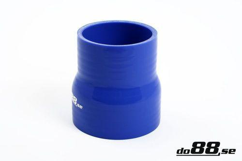 Silicone Hose Blue 2,5 - 2,875'' (63-73mm)-R63-73-NordicSpeed