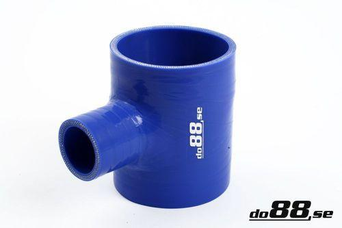 Silicone Hose Blue T 3'' + 1'' (76mm+25mm)-T76-NordicSpeed