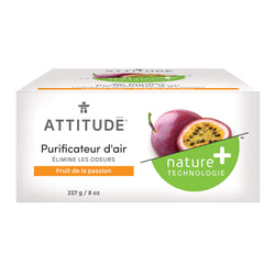 15229 ATTITUDE Purificateur d'air naturel au charbon actif - Fruit de la passion _fr?_main?