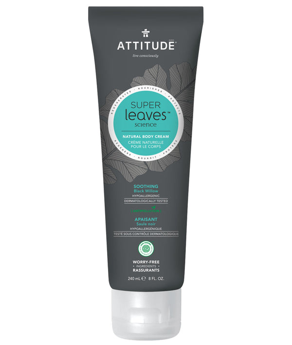 18195 ATTITUDE - Super Leaves™ - Soothing Body Cream For Men _en?_main?