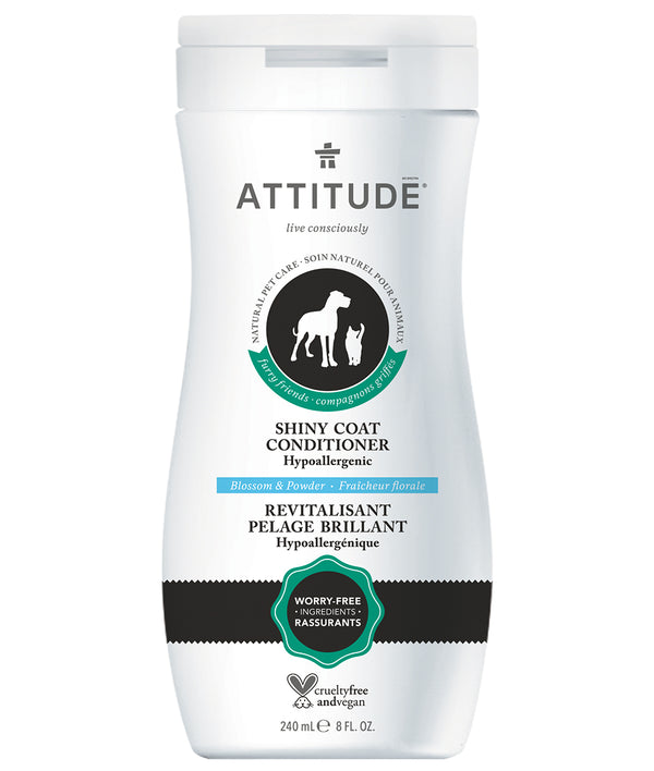 Natural Pet Conditioner - Shiny Coat I ATTITUDE_fr?_main?