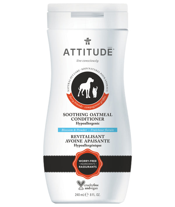 Soothing Oatmeal Natural Pet Conditioner I ATTITUDE_fr?_main?
