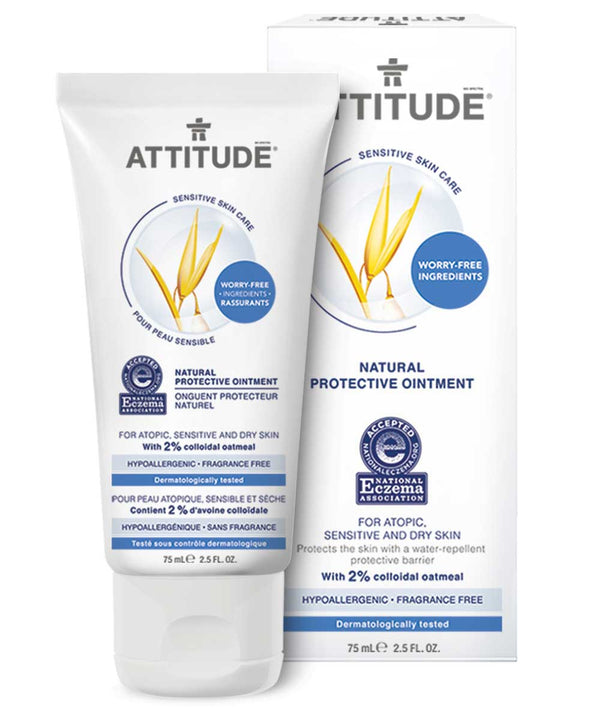 60403 ATTITUDE Eczema-friendly Baby Protective Ointment - Fragrance-free  _en?_main?