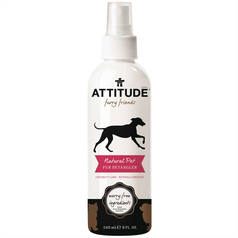 81161 ATTITUDE - Furry Friends™ - Fur Detangler Spray For Pets - Coco Lime  _en?_main?